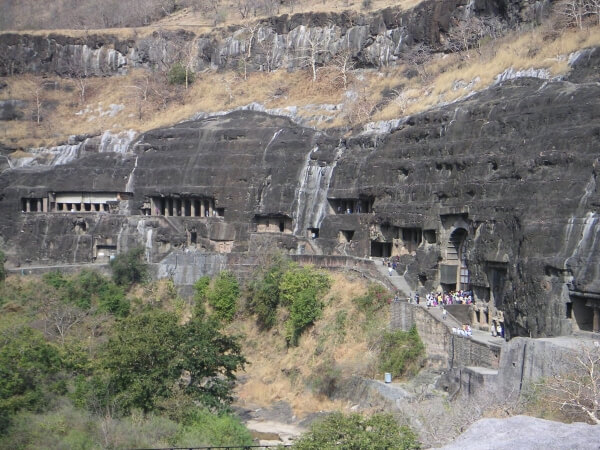 Aurangabad Ajanta Ellora caves Sightseeing Taxi Package
