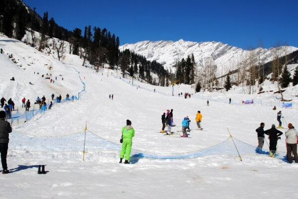 Ambala to Shimla and Manali Taxi Service