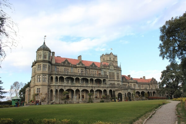 Chandigarh to Shimla Taxi Tour Package