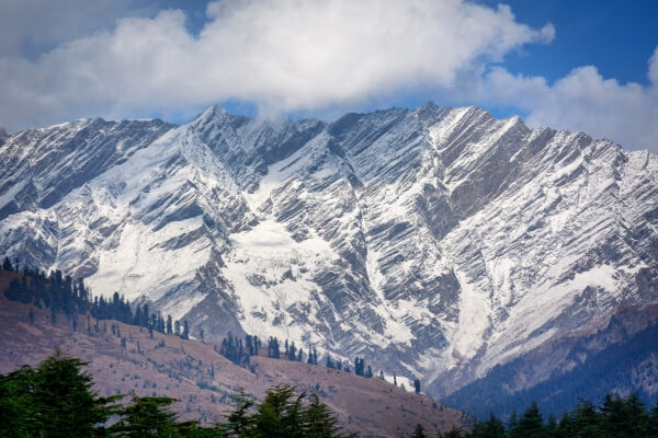 Chandigarh Kullu Manali Taxi Tour Package