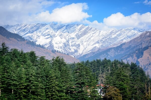 Chandigarh Shimla Manali Taxi Tour Package