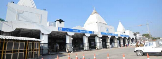 Jammu Airport to Katra next day return Taxi Service